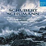"""Schumann Missa Sacra/Schubert Stabat Mater & Sinfonie Nr. 7 """"Unvollendete"""" -"""
