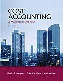 Cost Accounting (Myaccountinglab)