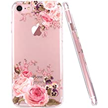 iphone 8 coque fleur