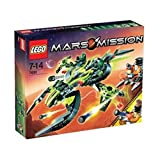 LEGO Mars Mission 7691: ETX Alien Mothership Assault