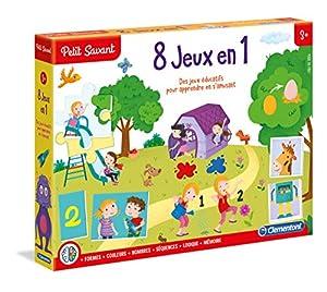 Clementoni 62543 Juguete para el Aprendizaje - Juguetes para el Aprendizaje (Closed Box)