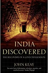 INDIA DISCOVERED: The Recovery of a Lost Civilization Paperback