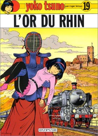 "<a href=""/node/1228"">L'Or du Rhin, Yoko tsuno</a>"