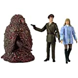 DOCTOR WHO THE THREE DOCTORS ACTION FIGURE 3 PACK