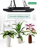 Cutepet Pflanzenlampe LED Grow Wachstumslampe Pflanzenleuchte Vollspektrum 50W Für Innen- Gewächshaus Grow Box,220V