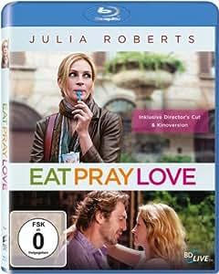 Eat, Pray, Love [Blu-ray] [Director's Cut]