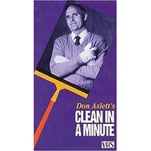 Clean in a Minute