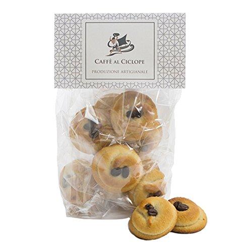 Biscotti di mandorla vari (chicco di caffè | 250 gr.)