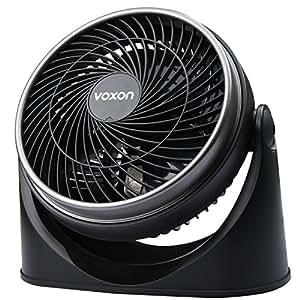 ventilateur de bureau voxon turbo ventilator ventilateur puissant et silencieux. Black Bedroom Furniture Sets. Home Design Ideas