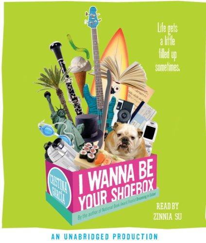 I Wanna Be Your Shoebox por Cristina Garcia