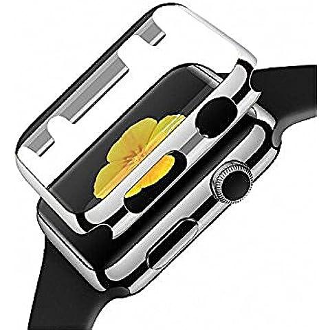 Bester Apple Watch 42MM 0.26mm Piena Copertura Durezza 9H PC