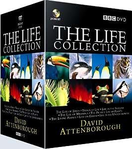 The Life Collection: David Attenborough (24 Disc BBC Box Set) [DVD] [1990]