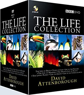 The Life Collection: David Attenborough (24 Disc BBC Box Set) [DVD] [1990] (B000B3MJ1E) | Amazon price tracker / tracking, Amazon price history charts, Amazon price watches, Amazon price drop alerts