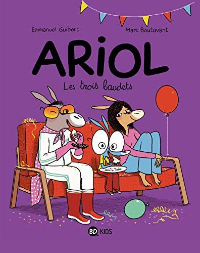 Ariol (8) : Les trois baudets