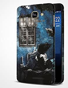 ALDIVO Premium Quality Printed Mobile Back Cover For Samsung Galaxy On7 2016 / Samsung On7 2016 Printed Cover (MKD037)