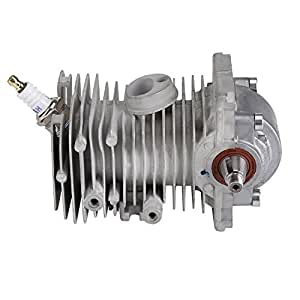 WANWU Motor Motor Zylinder Kolben Replica Kurbelwelle f/ür Motors/äge STIHL MS170/MS180/018