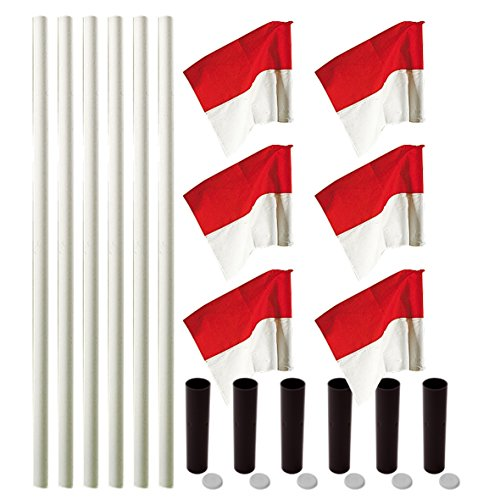 Sport-Thieme® Grenzstangen-Set Allround