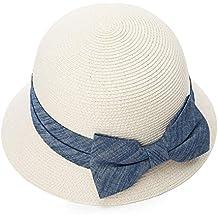 Zhanwei Sombrero De Playa Upf50 + Mujer De Verano Temporada Sombrero  Especial Estilo De Paja Protección b7965f2596a