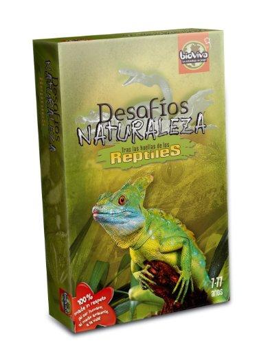 Asmodee - Desafios de la Naturaleza: Reptiles,...