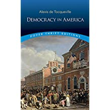Democracy in America (Dover Thrift Editions)