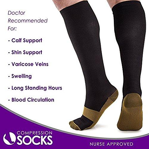 Kroo-Plantar-Fasciitis-Compression-Foot-Socks