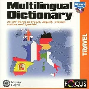 LingoPad Multilingual Dictionary