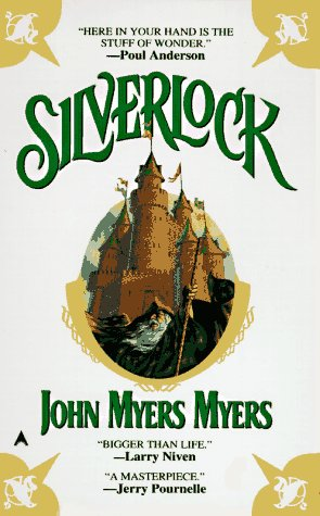Cover of Silverlock