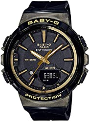 Casio Baby-G Women's Grey Dial Resin Band Watch - BGS-100G