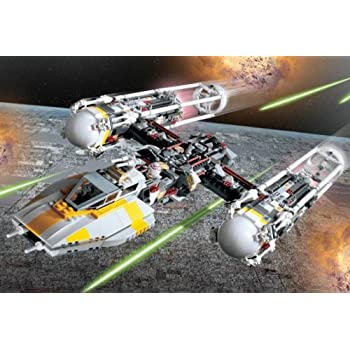 LEGO Star Wars Set #10134 YWing Attack Starfighter by LEGO