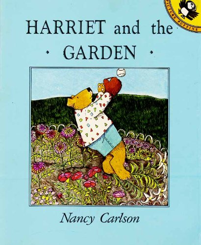 Harriet and the garden