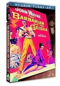 The Barbarian And The Geisha [DVD]