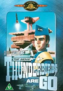 Thunderbirds Are Go - The Movie [DVD] [1966]