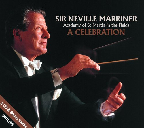 Sir Neville Marriner - A Celeb...
