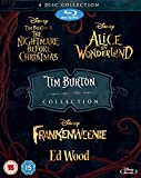 Tim Burton Movie Collection [Blu-ray]