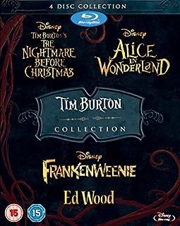Tim Burton Movie Collection [Blu-ray] (B0156ILD38) | Amazon price tracker / tracking, Amazon price history charts, Amazon price watches, Amazon price drop alerts