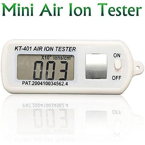 Yongse KT-401 Air Ion Tester contatore ve ioni negativi con il picco attesa massima