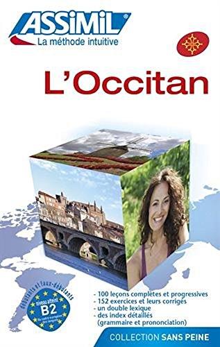 L'Occitan sans Peine ; Livre par Alain Nouvel