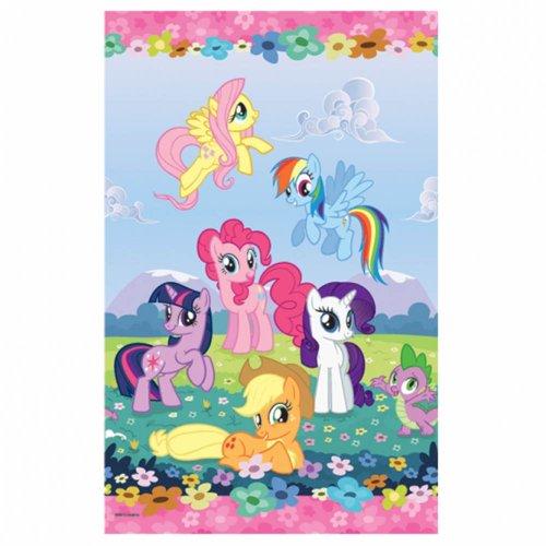 amscan 1,2x 1,8m My Little Pony Tab Party Zubehör
