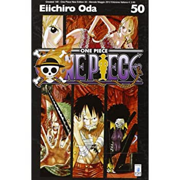 One Piece. New Edition: 50
