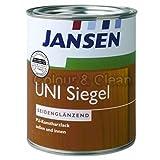 JANSEN Uni Siegel farblos 125ml seidenglänzend