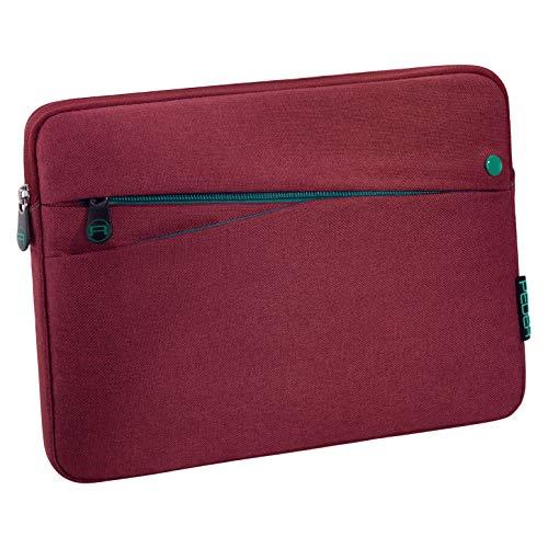 """PEDEA Tablet PC Tasche \""""Fashion\"""" für 10,1 - 11 Zoll (25,6 - 27,96 cm) Schutzhülle Etui Case mit Zubehörfach, rot"""