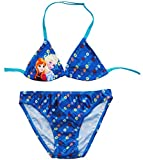 alles-meine.de GmbH Bikini / Triangel Bikini -  Disney - Frozen / die Eiskönigin  - Größe 5 bis ..