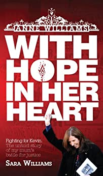 Anne Williams - With Hope in Her Heart by [Williams, Sara, Kay, Dan]