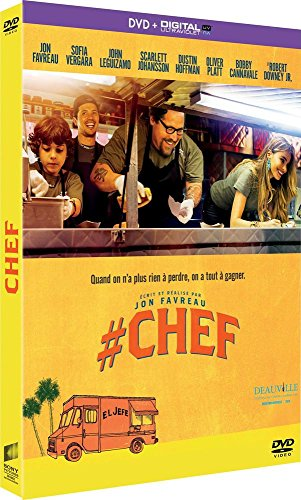 Chef [DVD + Copie digitale] [DVD + Copie digitale]