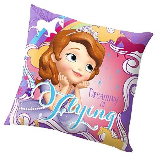 Disney Prinzessin Sofia Kissen 40 x 40 cm (Disney Prinzessin Kissen)