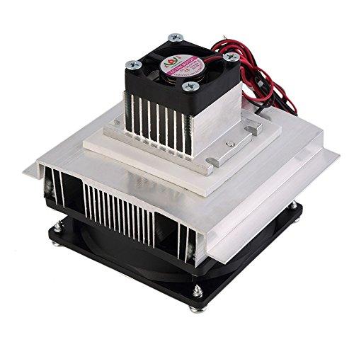 Thermoelektrischer Peltier-Kühlungs-Kühlungs-Ventilator-System-Kühlkörper-Installationssatz
