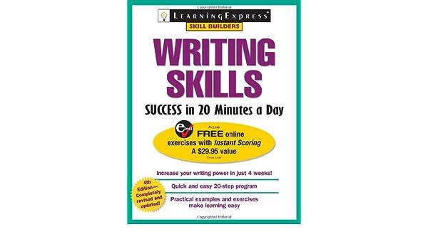free online writing skills exercises
