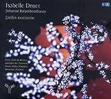 Mélodies de Berlioz, Chausson, Fauré, Hahn, Halphen, Massenet et Poulenc