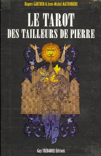 Coffret Le Tarot des tailleurs de pierre