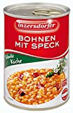 Inzersdorfer Bohnen mit Speck, 6er Pack (6 x 400 g)